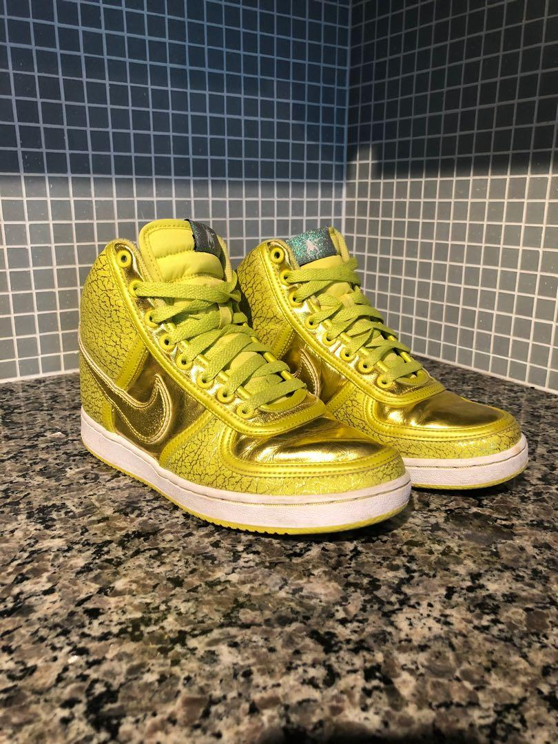 Nike Electric Yellow Shoes
