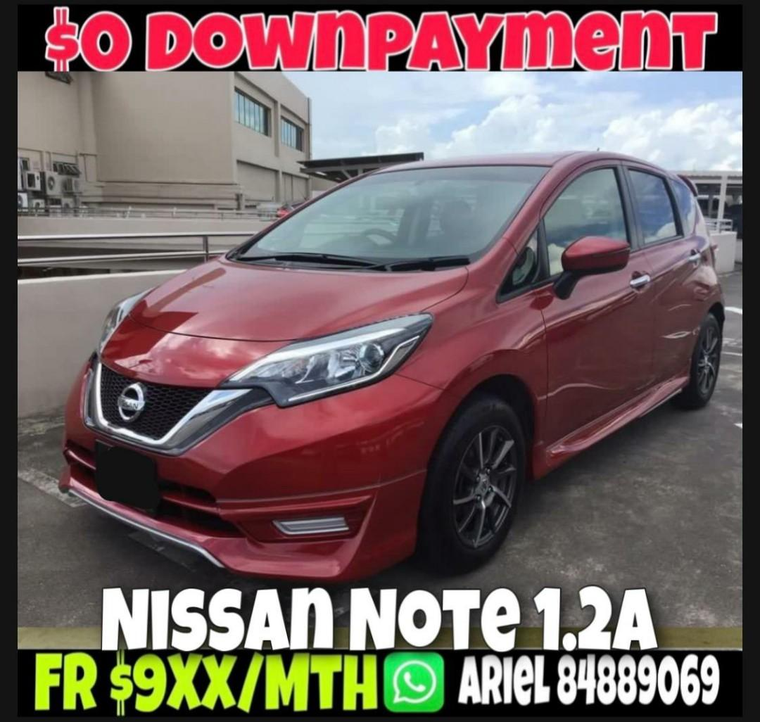 Nissan NOTE 1.2 (A)