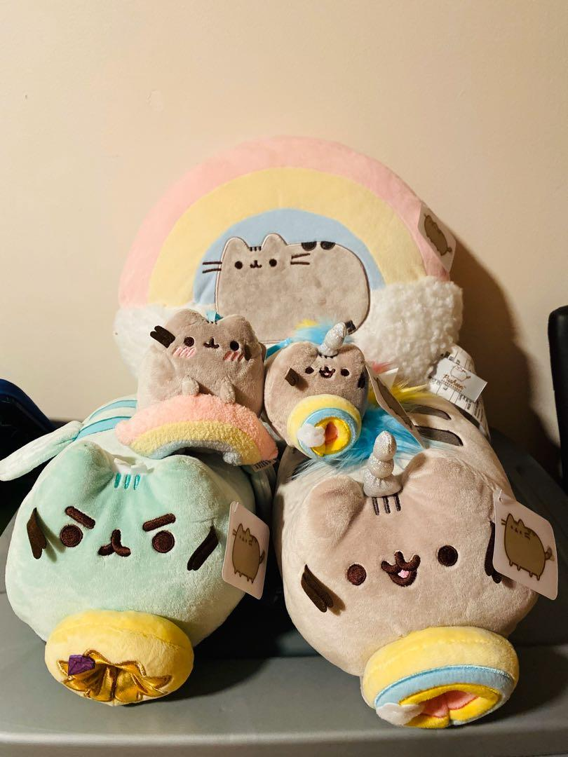 ✨NWT✨ Pusheen Plushies