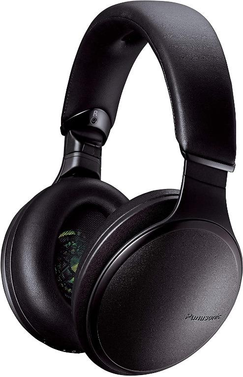 Panasonic Wireless Noise Cancelling Headphones (RPHD610NK)