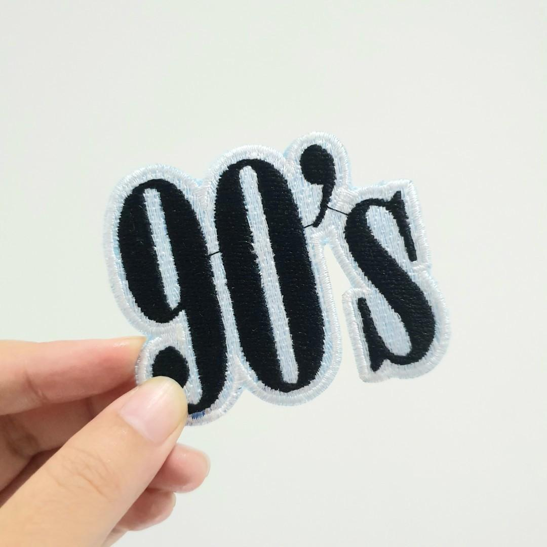 Patch 90s