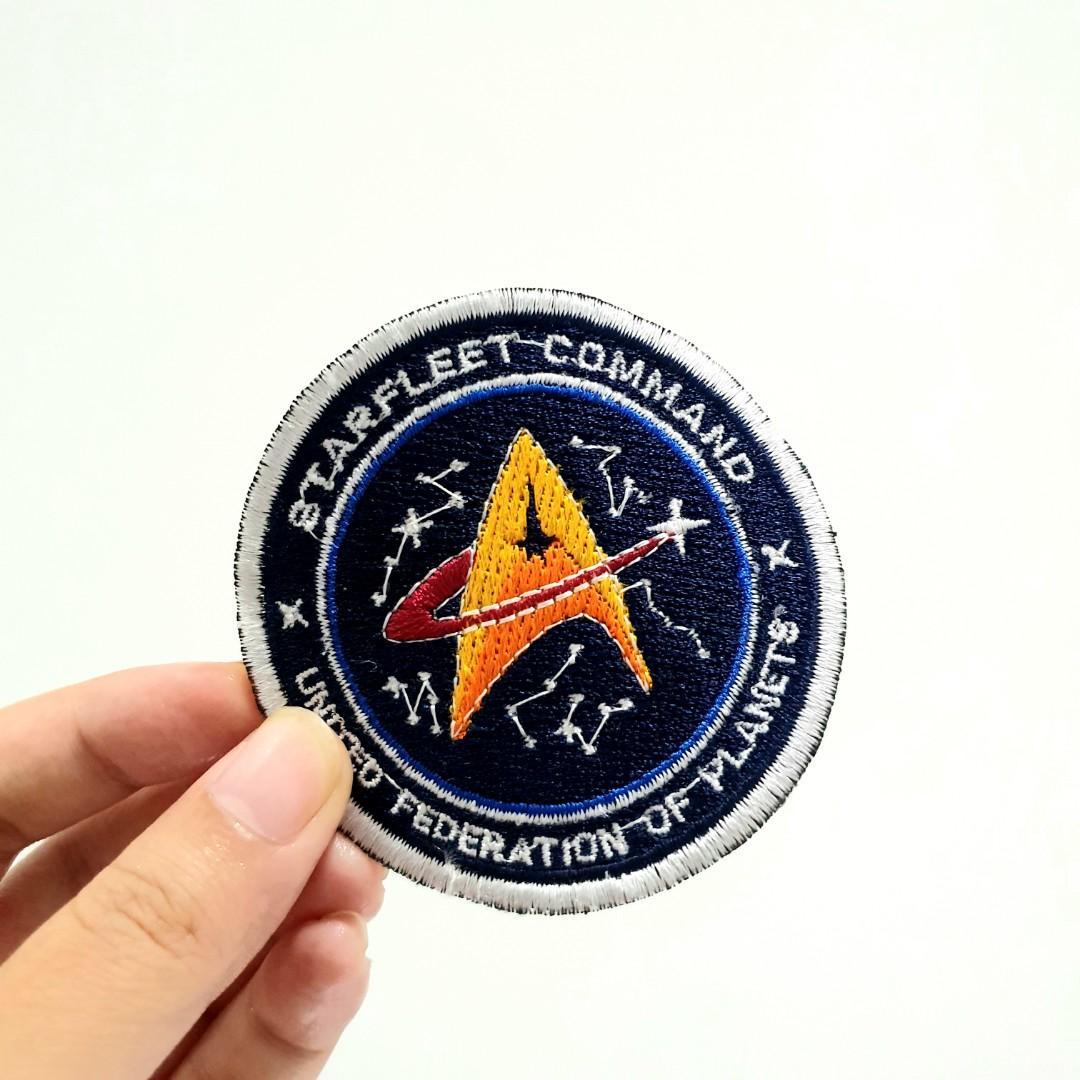 Patch starfleet command