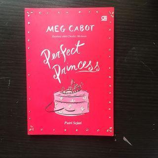 Perfect Princess by Meg Cabot