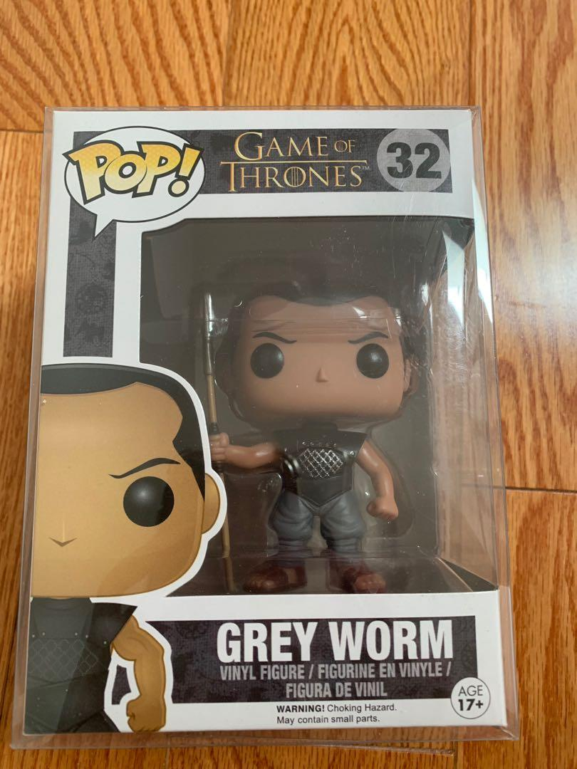 Pop Toy - Game Of Throne (Grey Worm)
