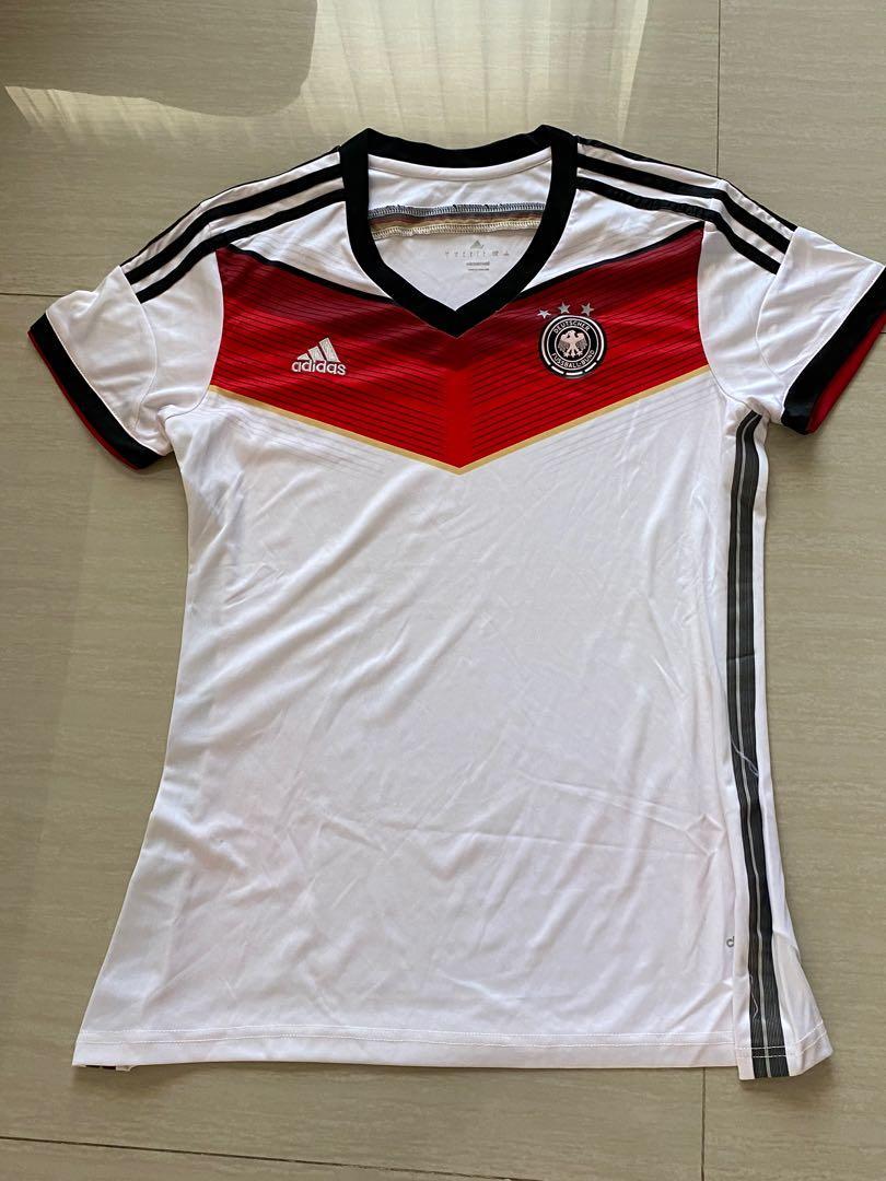 Preloved kaos jersey German unisex