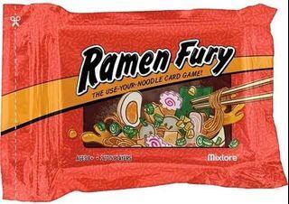 Ramen Fury Board Game