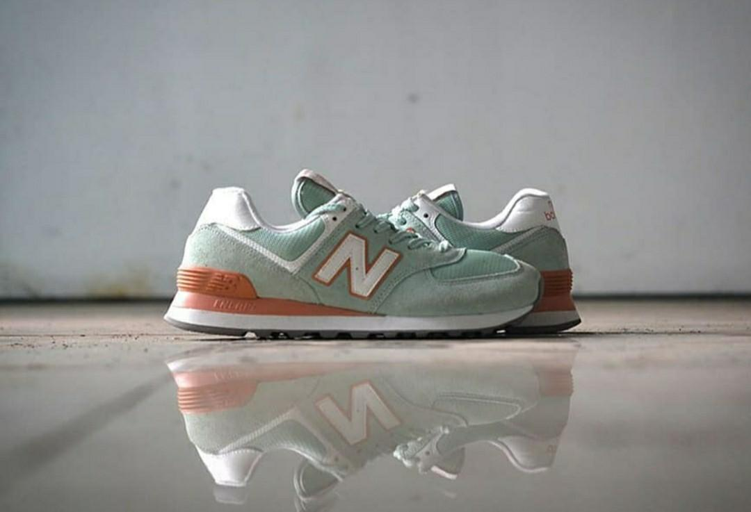 Sepatu New Balance 574 Ready Size 38 39 40