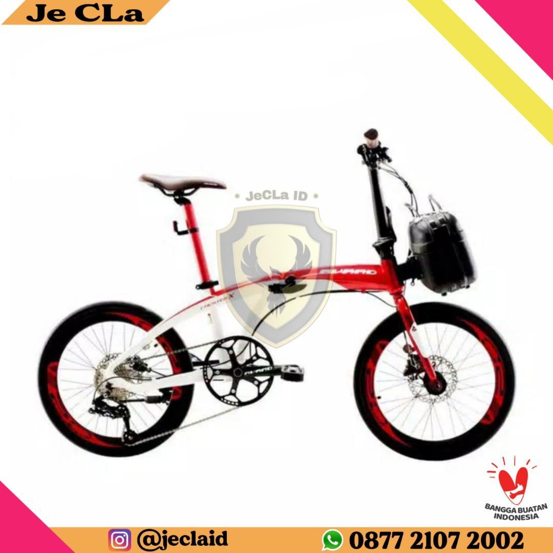 Sepeda Lipat 20 Inch AVAND CHESTER X (Cash/Credit)