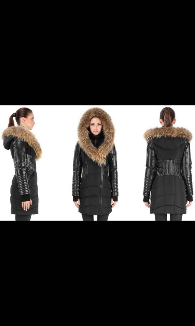 SHAUNA RUDSAK COAT 100% AUTHENTIC