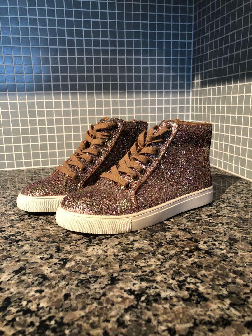 Steve Madden Glittery Shoes