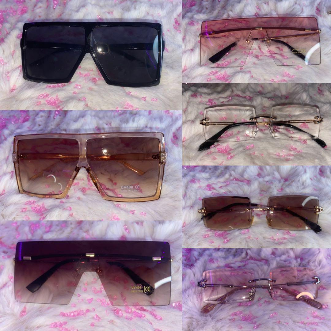Sunglasses $20