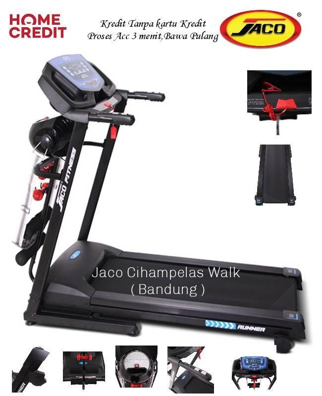 Treadmill JC255 ( Kredit )