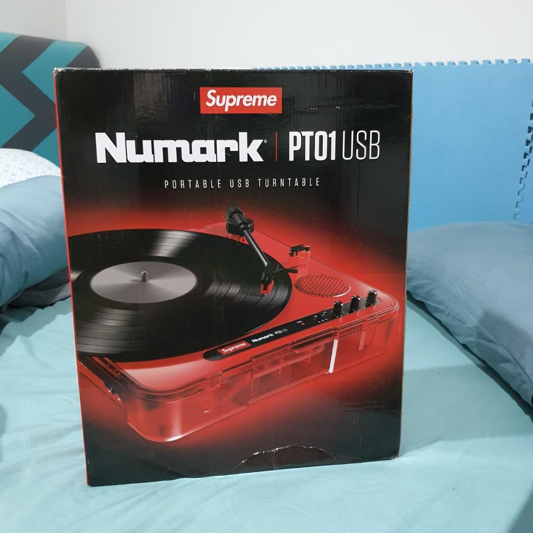 Turntable numark supreme edition bukan pioneer