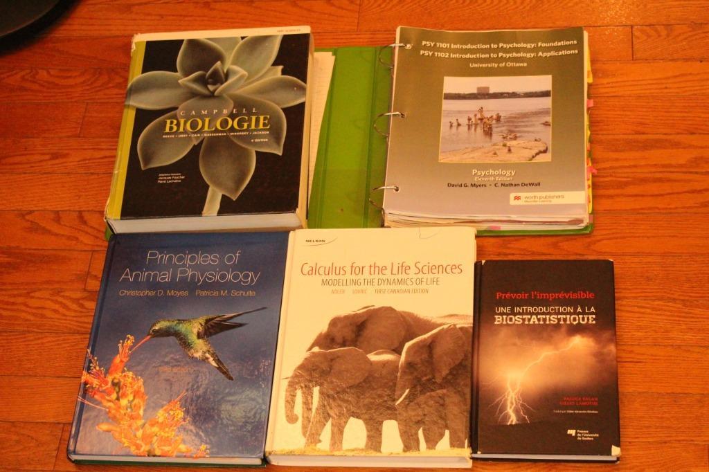 uOttawa Textbooks