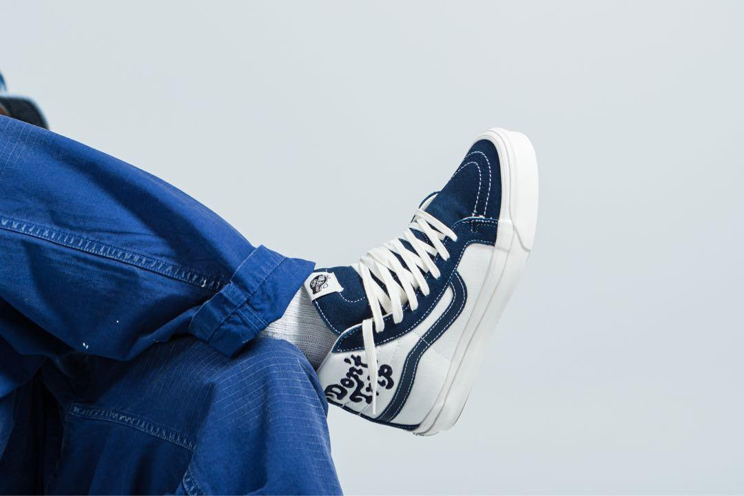 VANS FREE AND EASY DONT TRIP SHOES