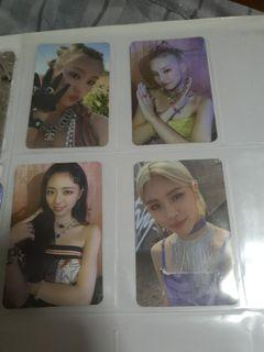 WTS Not Shy Photocard