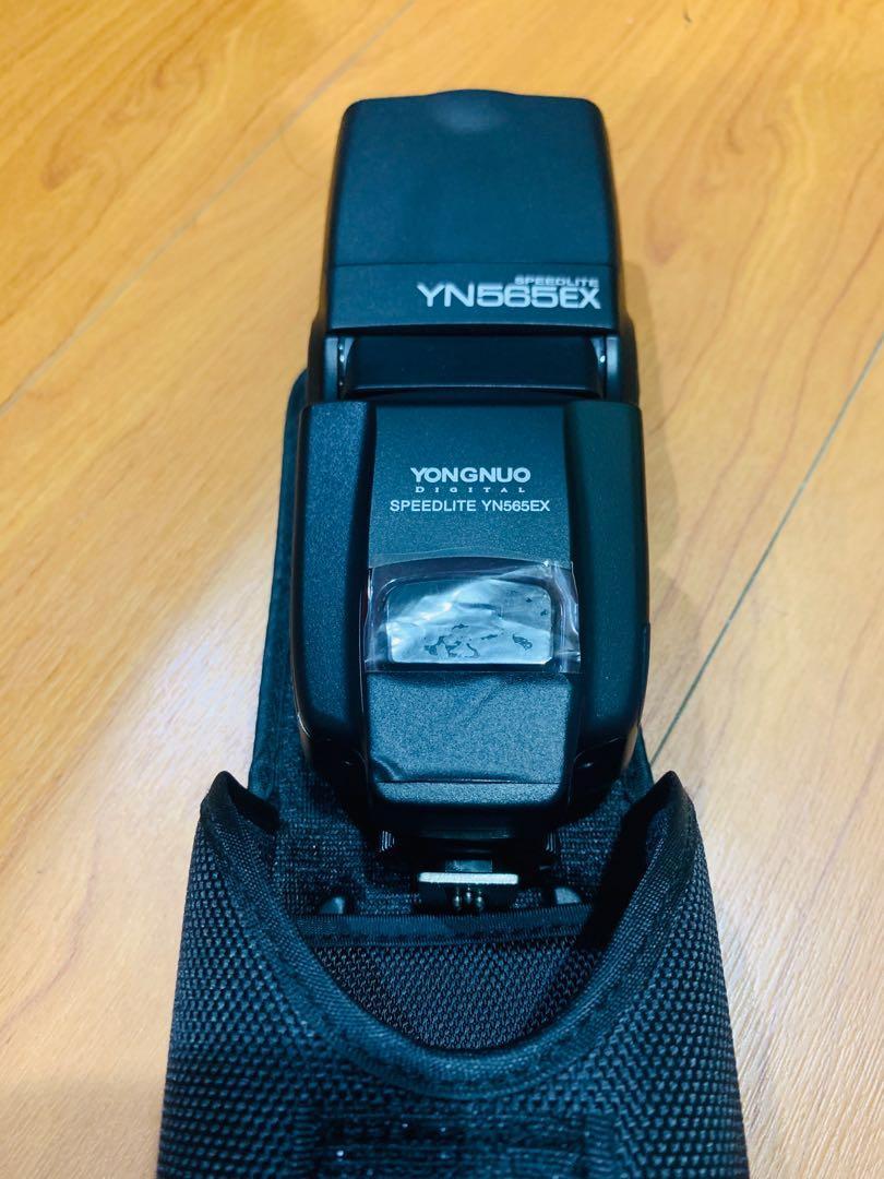 Yongnuo YN565EX 一代 機頂閃光燈(Canon)