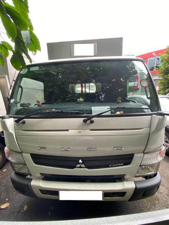 2017 Mitsubishi Fuso