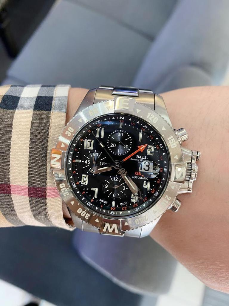 2019 Ball Spacemaster 45mm Automatic Full set