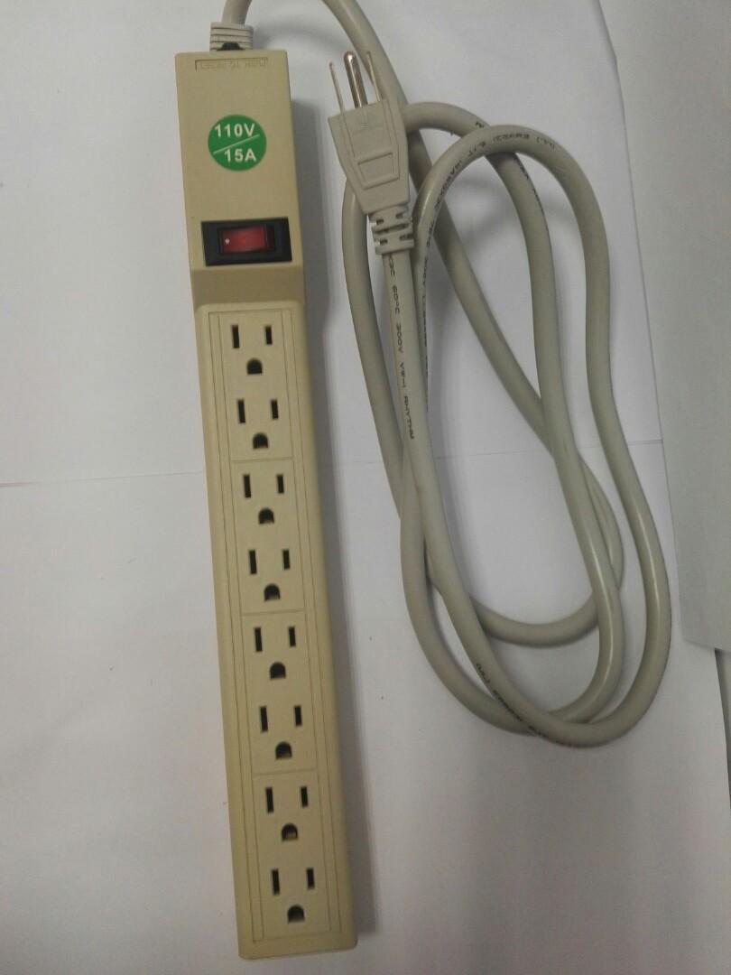 8插延長線extension cord