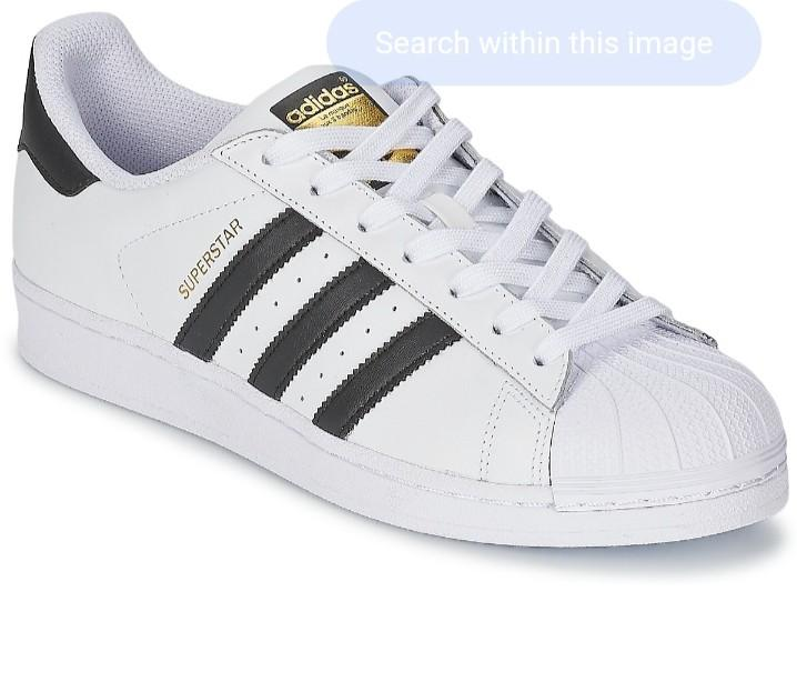 En riesgo administración Condensar  Adidas Superstar, Women's Fashion, Shoes, Sneakers on Carousell