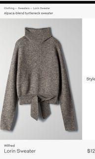 Aritzia LORIN Sweater
