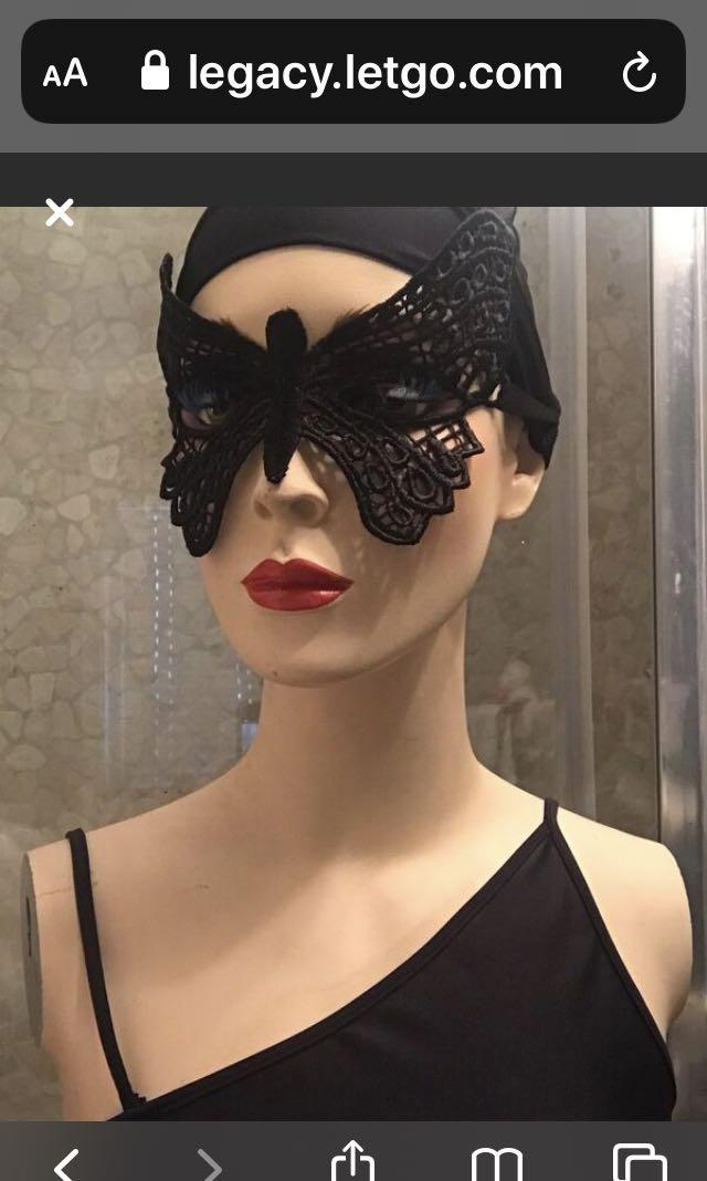 Assorted Masquerade Mask (Read Info)