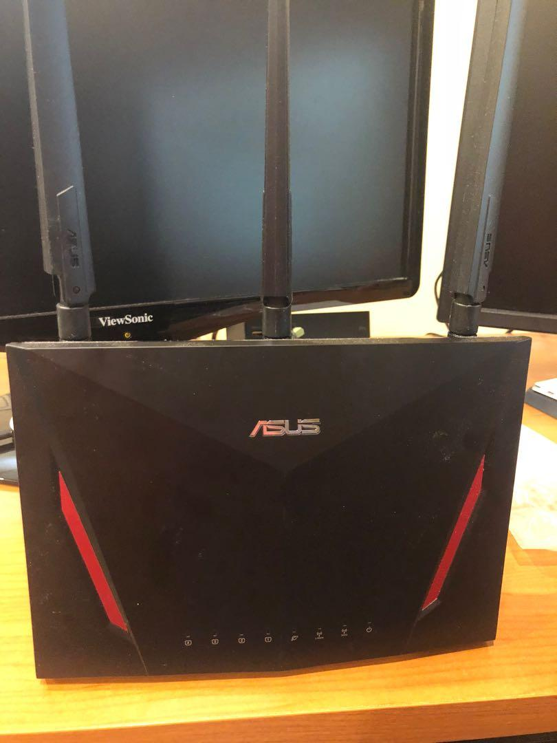 ASUS Wireless Router AC2900 RT-AC86U