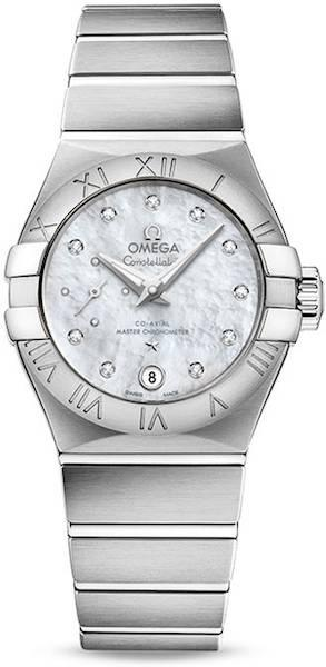 Authentic 12710272055001 - OMEGA Mod. COSTELLATION Watch