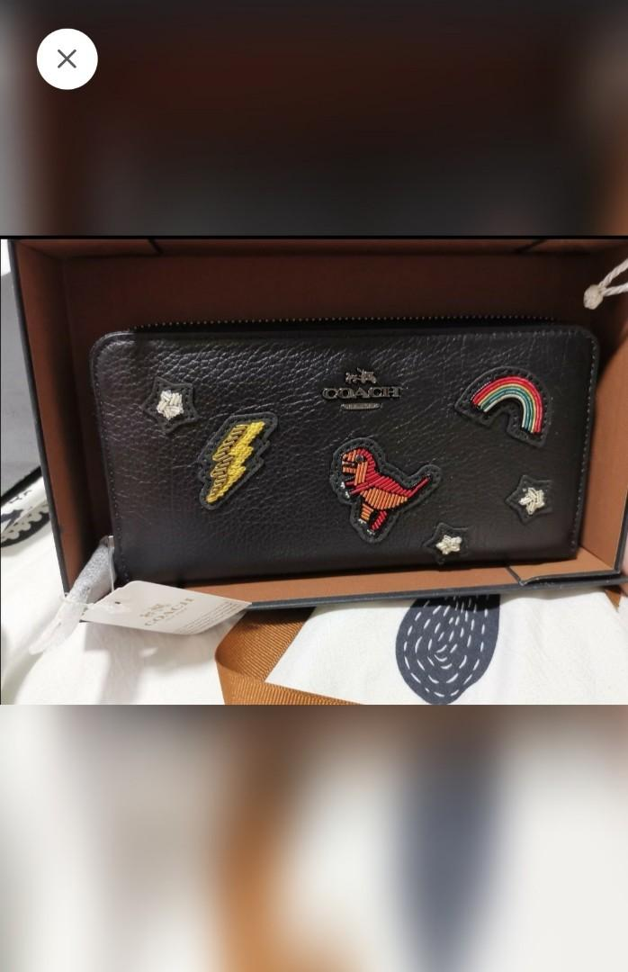 Authentic brand new Coach wallet