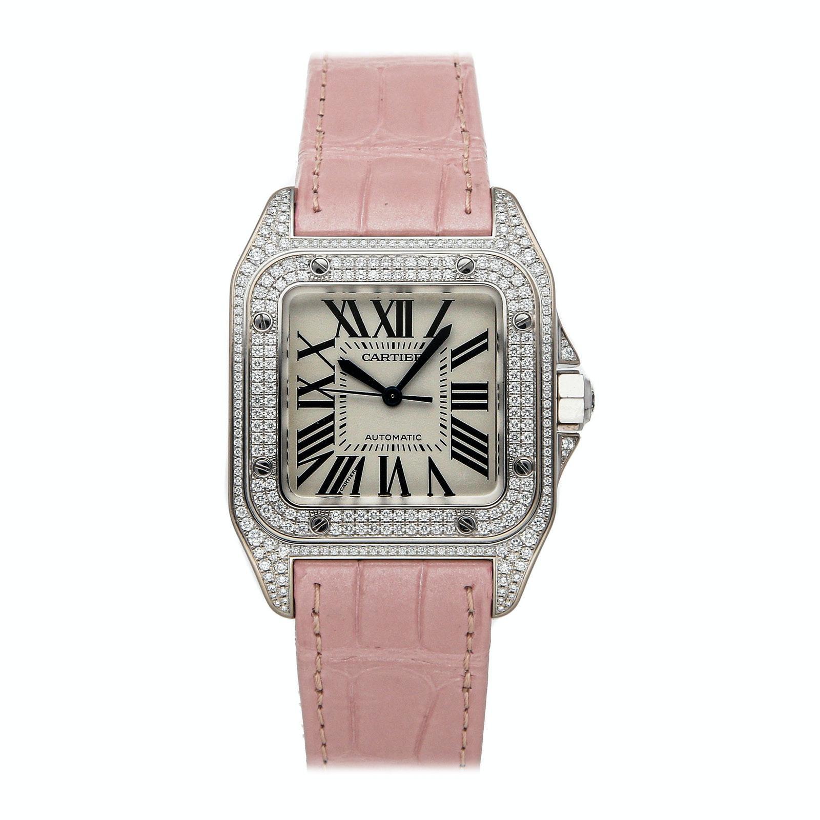 Cartier Santos 100 WM501751
