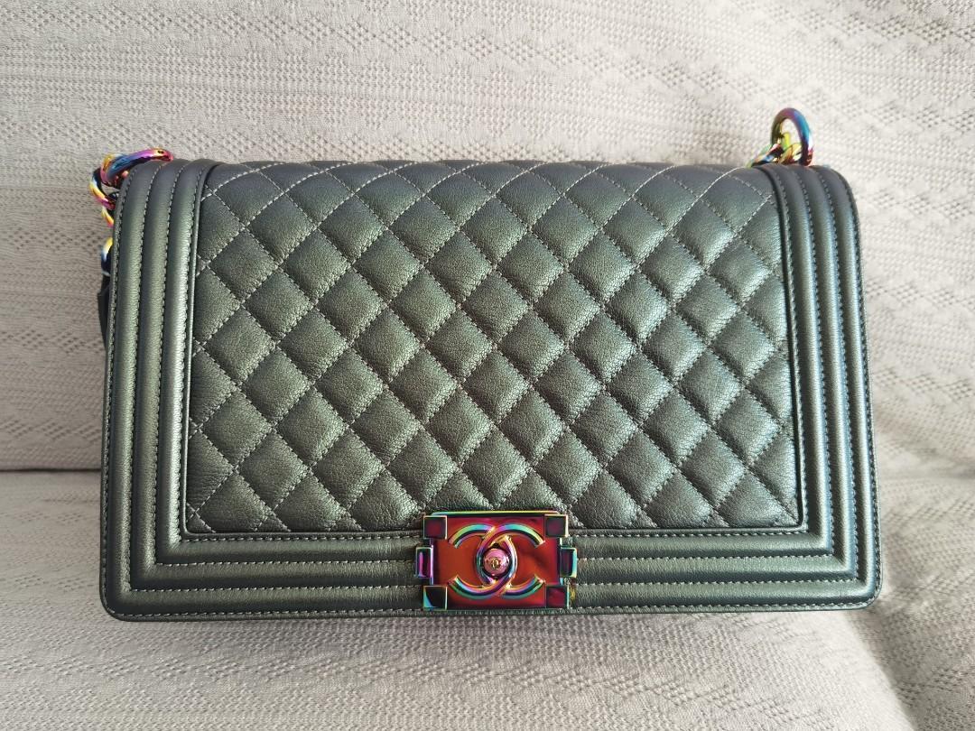 Chanel Boy Bag Unicon