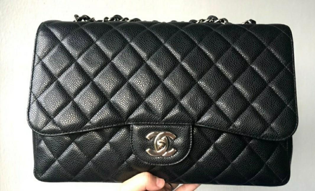 Chanel Classic Flap Jambo