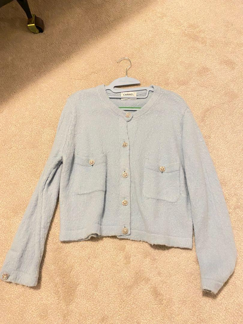 Chanel Mohair Crop Jacket size 40