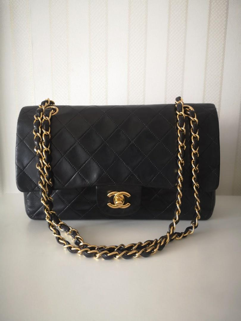 CHEAPEST $3990! Full Set Chanel Classic Medium Flap