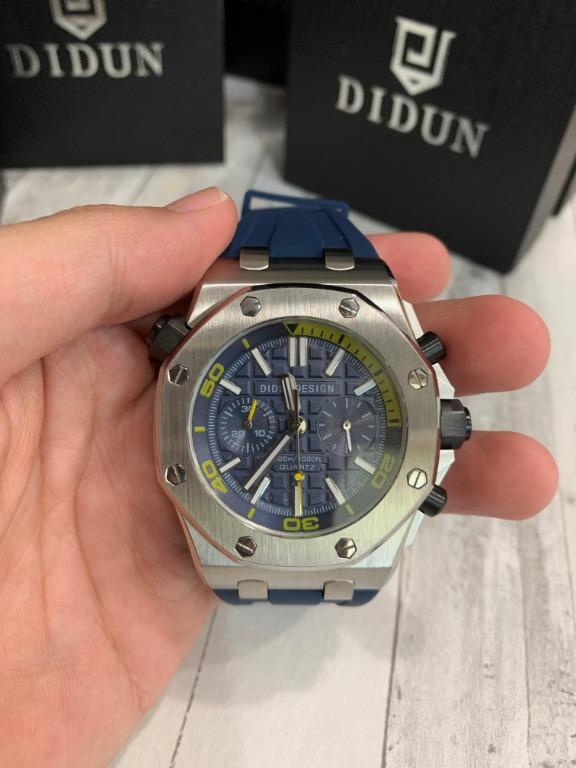DIDUN Divers Authentic From Germany Divers Watch