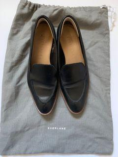 Everlane Classic Black Loafer