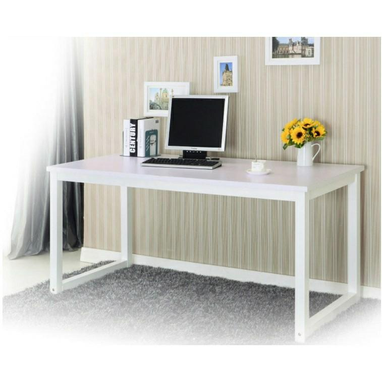 Free Installation Antonie Long Stable Computer Table Furniture Tables Chairs On Carousell