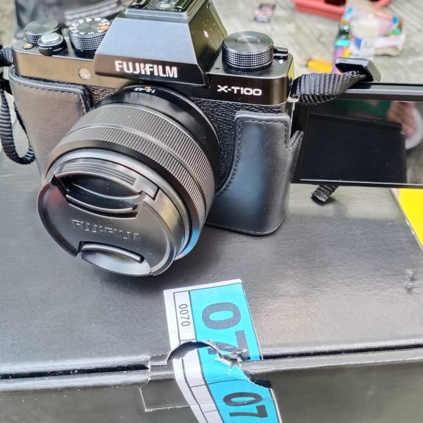 Fuji film x-T100 Camera Kamera