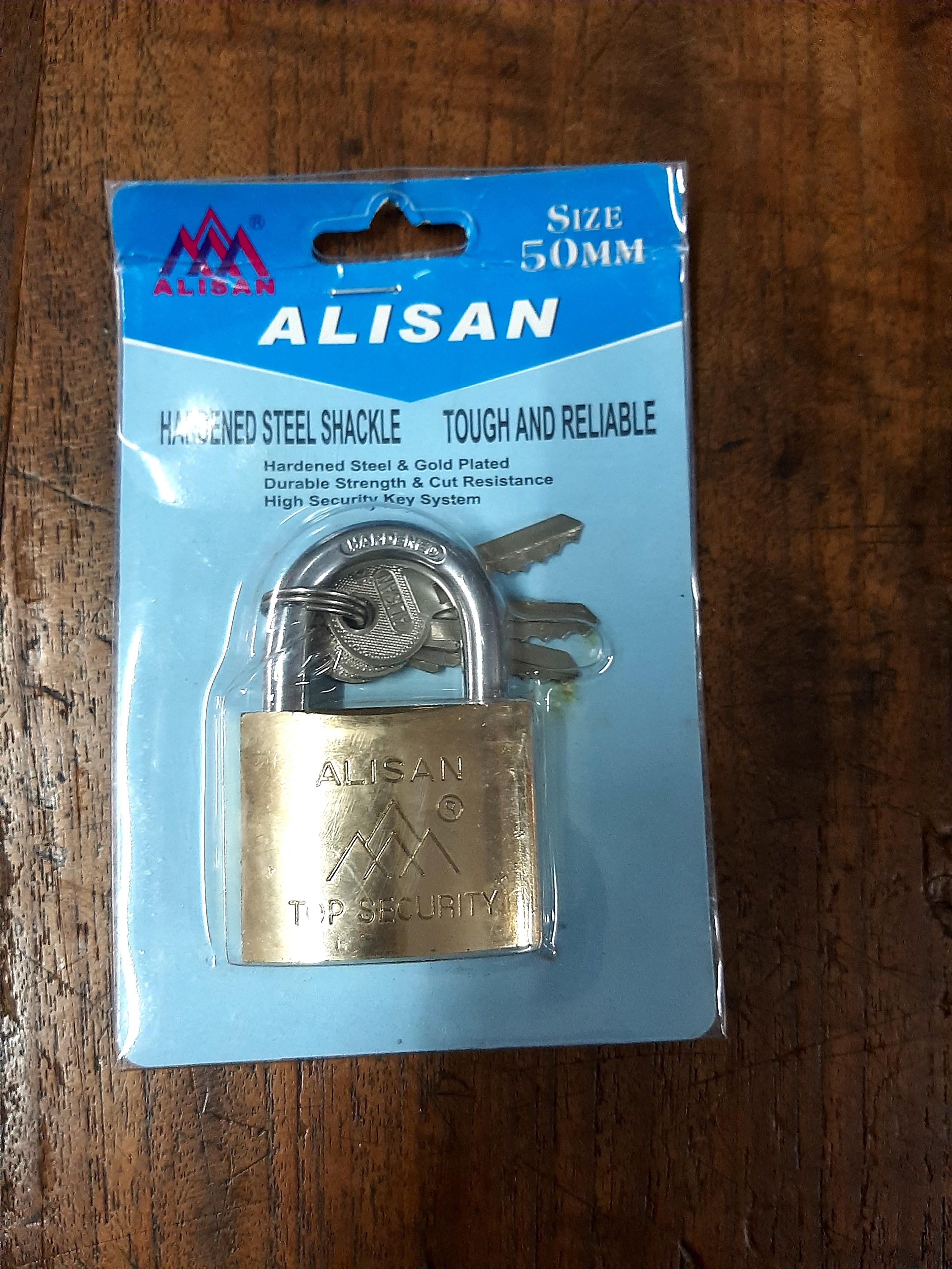 Gembok Alisan 50mm