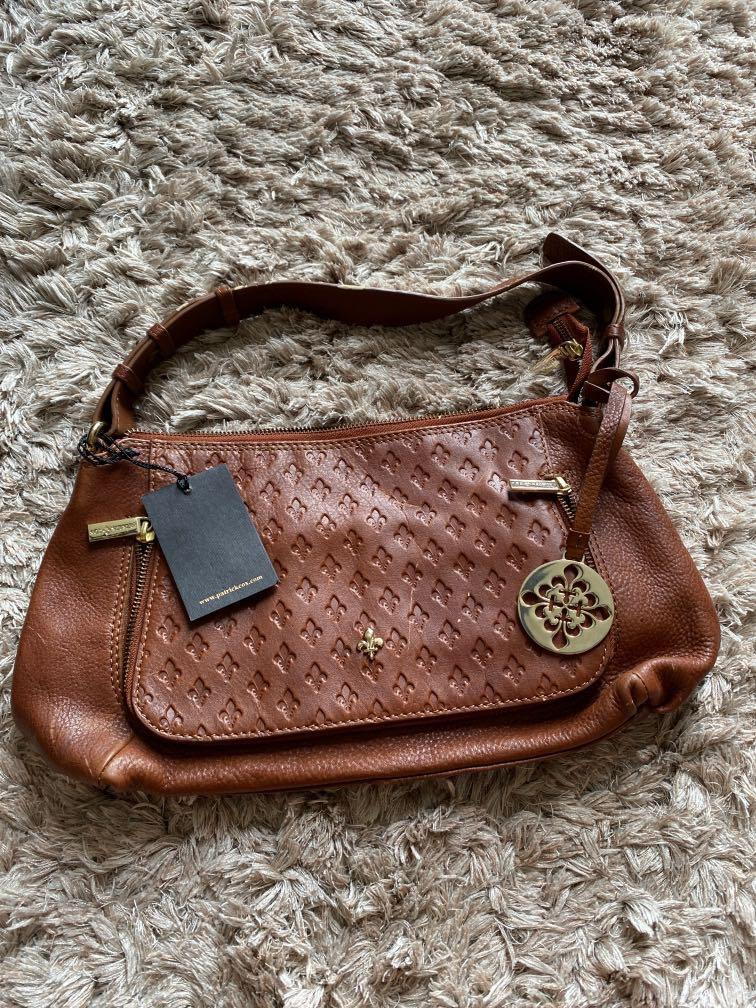 Patrick Cox leather Handbag