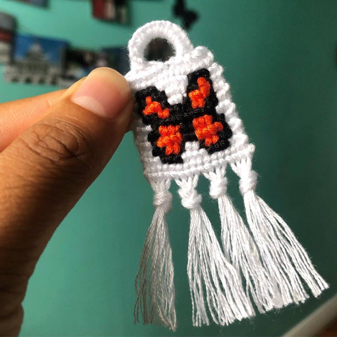Cute Handmade Keychain