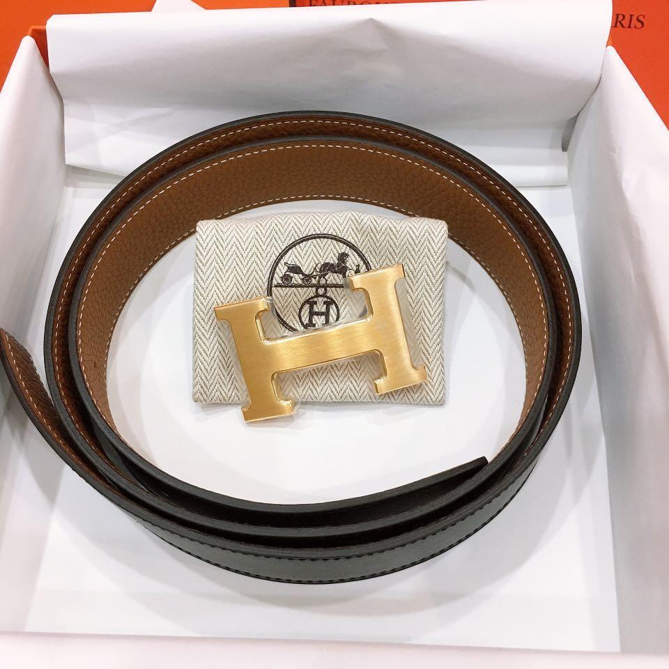 Hermes Reversible Belt 32 mm (Brand New)