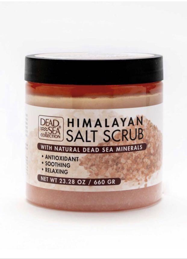 Himalayan Salt Scrub-660gr