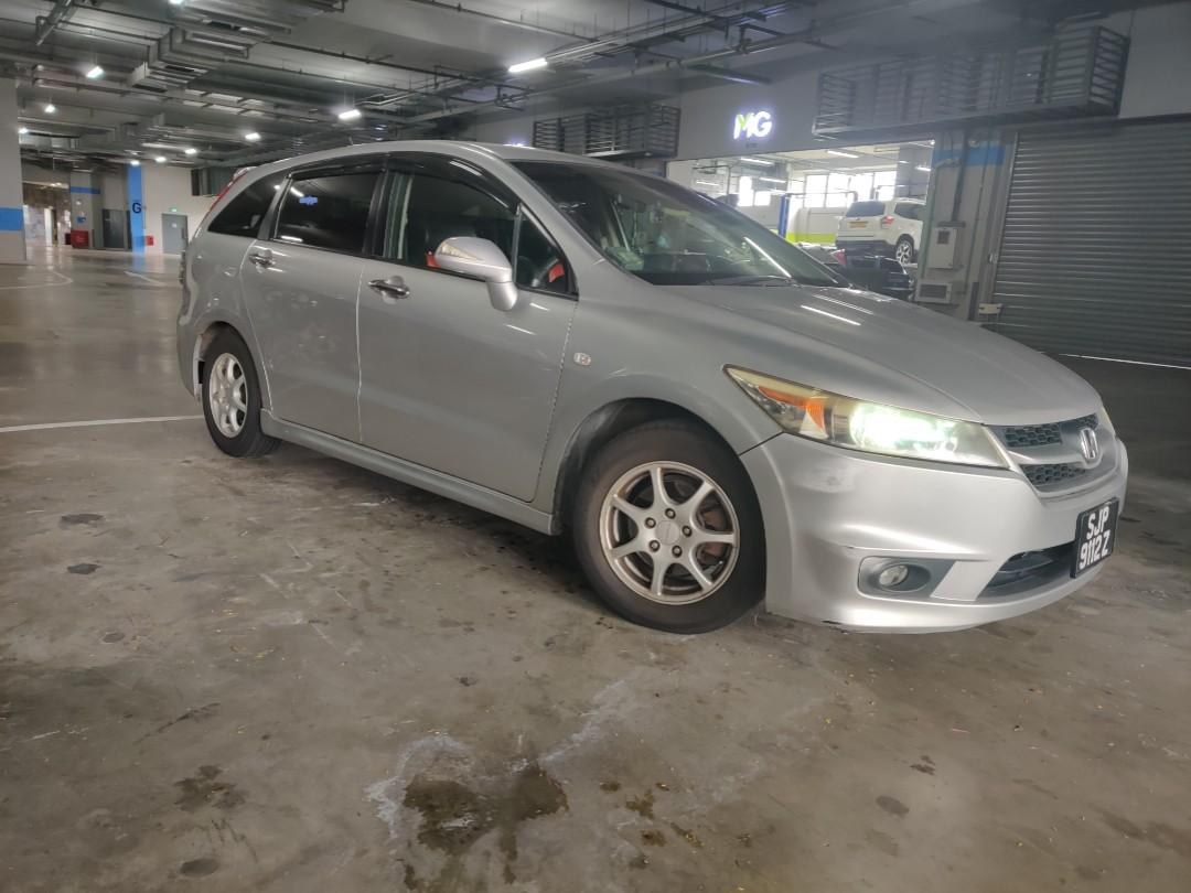 Honda Stream MPV/Car Rental