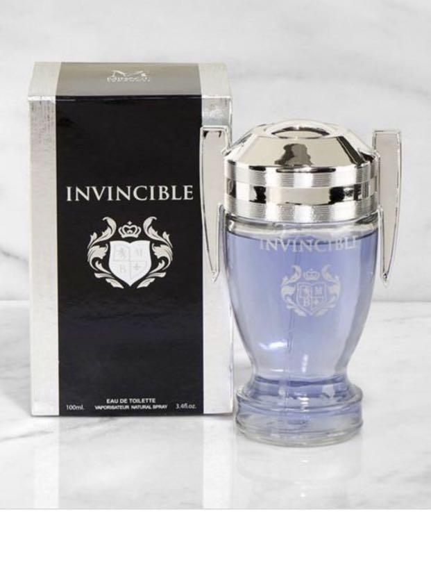Invincible Extreme Men's Cologne