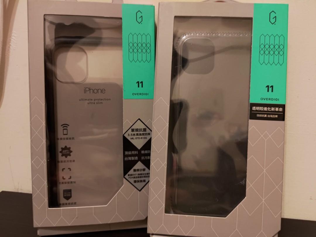 Iphone11 OVERDIGI系列