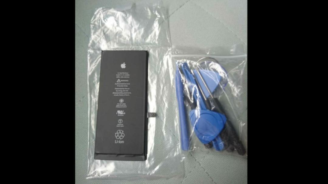 Iphone7 plus原廠电池82%