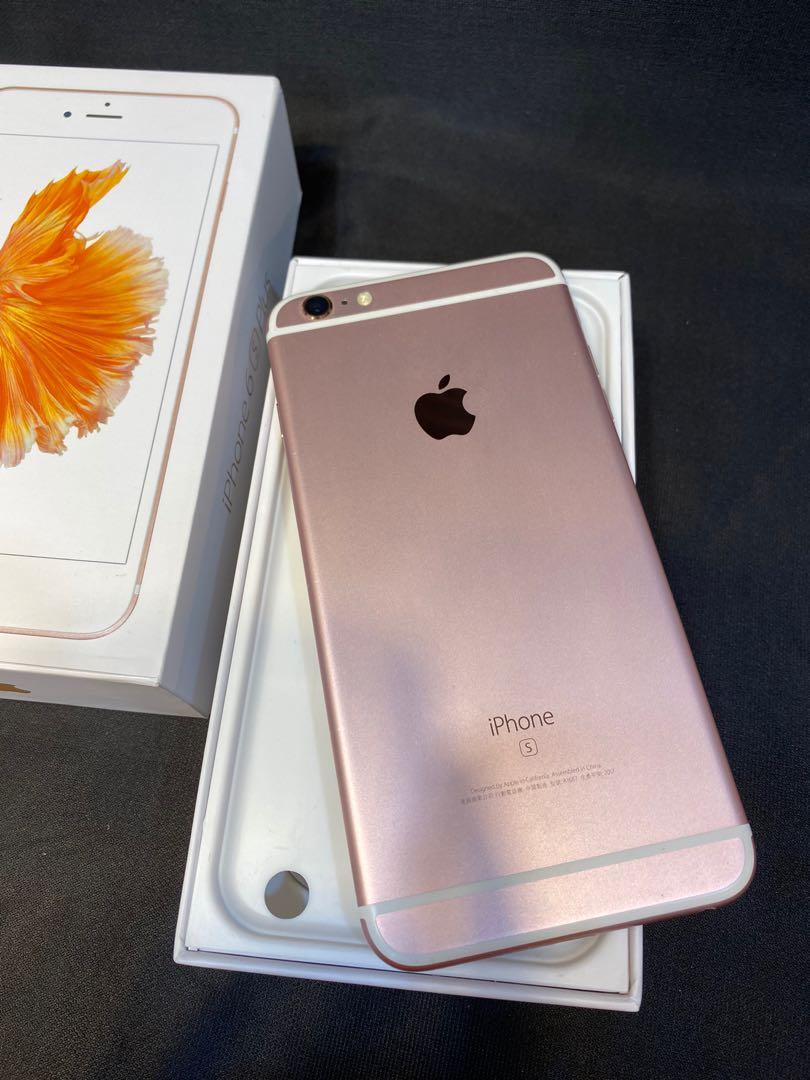 IPhone 6s Plus 32Gb 版本11.4