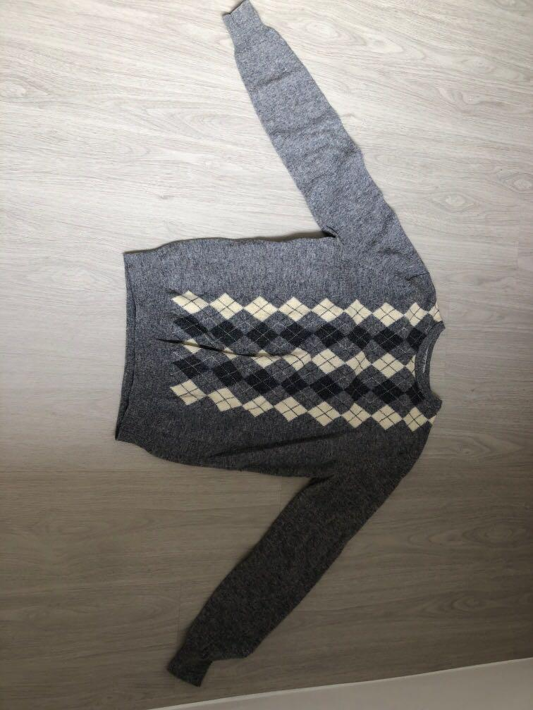 Jaeger Lambswool Sweater Men S Fashion Clothes Outerwear On Carousell